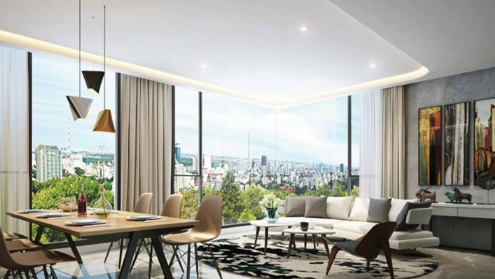 Sở hữu căn hộ xanh cao cấp KingDom101 với giá ưu đãi nhất thị trường