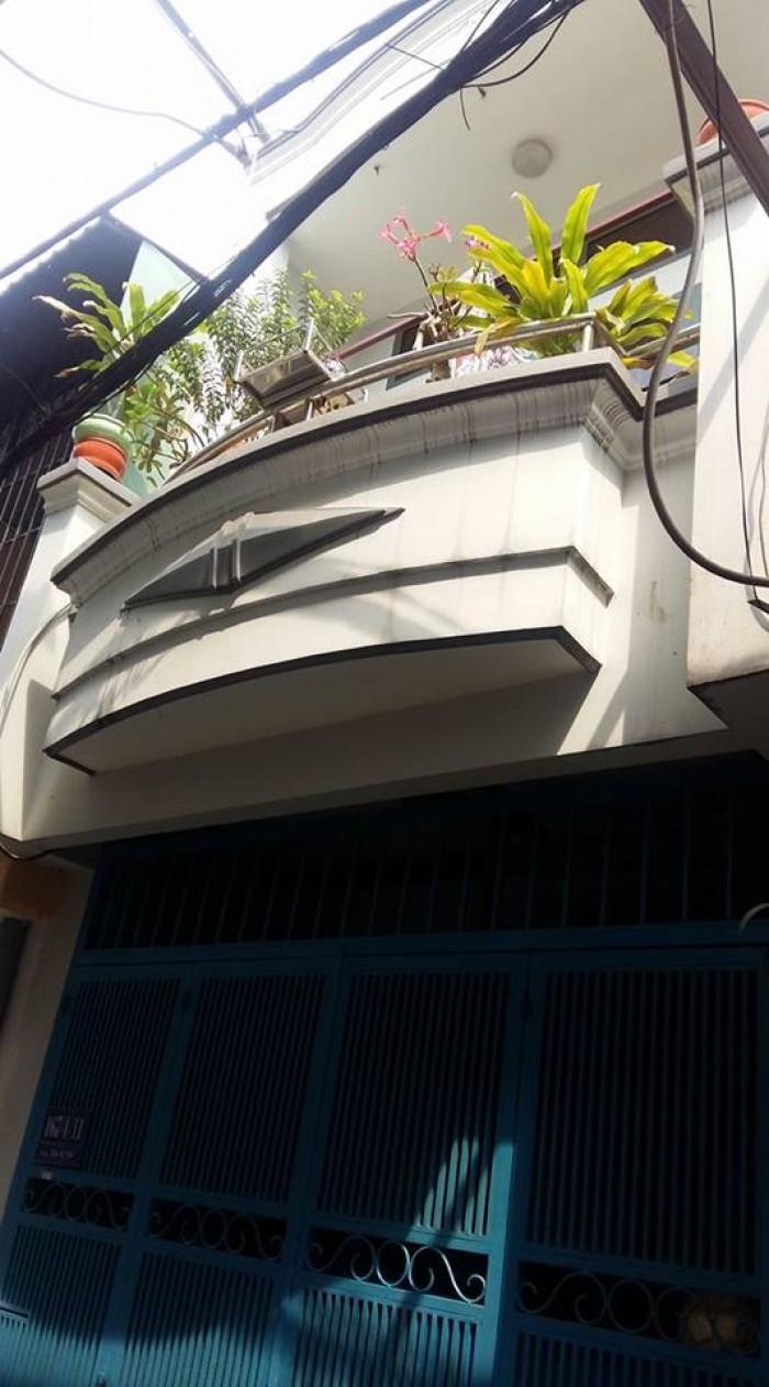 Bán Nhà Nhỏ, Đẹp, Đường Bùi Quang Là, P12 Gò Vấp ,dt,4X5 Đúc 1 Trệt ,1 Lầu