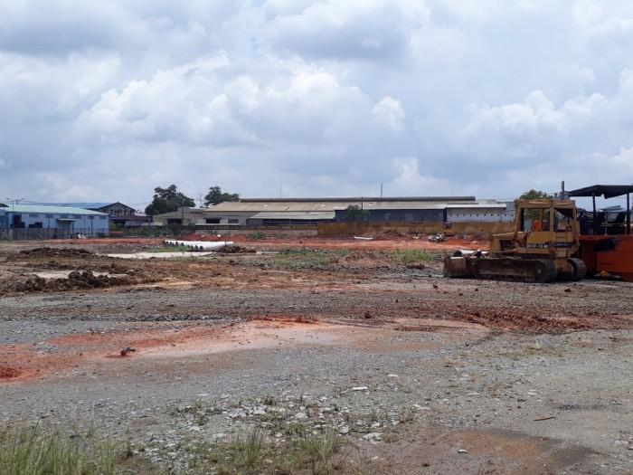 Đất mới ngay thị xã , giá tốt bất ngờ , sinh lời ngay khi mua , chỉ 19tr/m . cạnh chợ , trường học và các xí nghiệp
