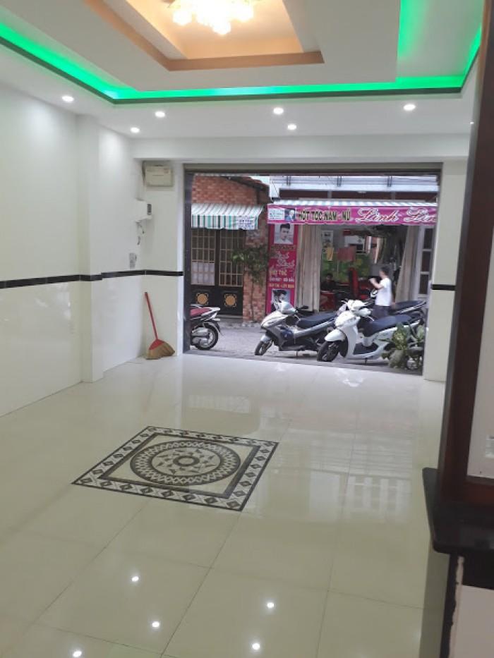Cho thuê nhà hẽm 502 P.Bình Thuận Quận 7 có 1 Lầu 3 phòng ngủ nhà mới