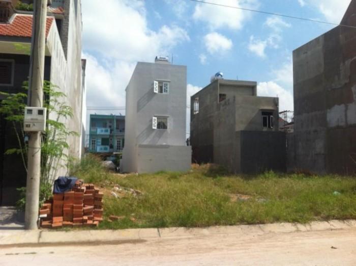 Đất hẻm Tô Ngọc Vân , phường Thạnh Xuân quận 12 sổ riêng từng nền sang tên ngay