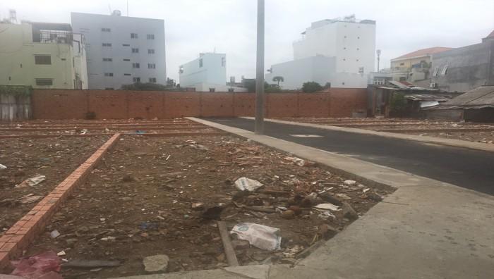 Bán gấp lô đất 2 mặt tiền phường Thới An quận 12