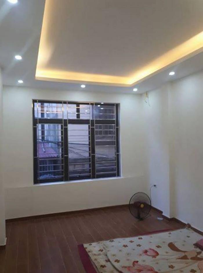 Bán nhà 5 tầng phố Hoàng Văn Thái, ô tô cách nhà 10m giá 3.5 tỷ.