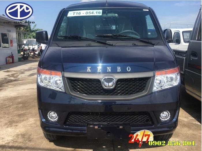 Bán tải van kenbo 2 chổ 950kg và 5 chổ 650kg. 4