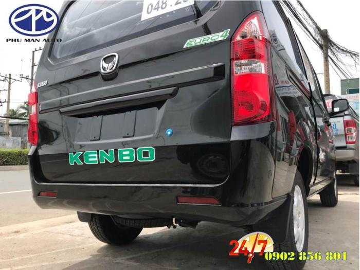 Bán tải van kenbo 2 chổ 950kg và 5 chổ 650kg.