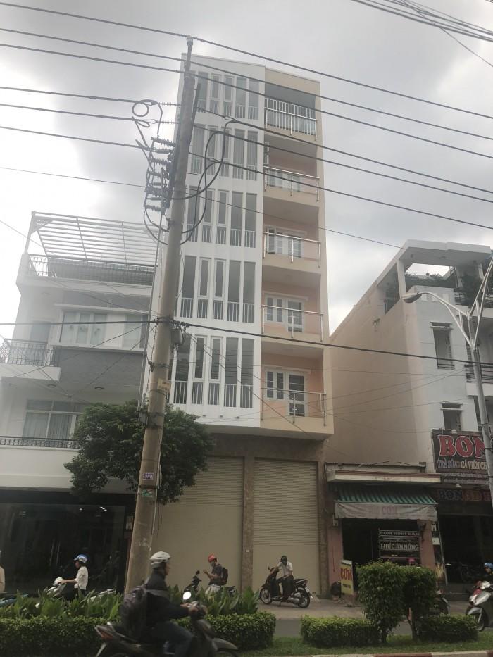 Bán nhà MTKD đường Hoa Bằng, Dt 4x26m, 3.5 tấm