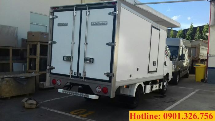 Kia k250 thùng đông lạnh / Thùng bảo ôn