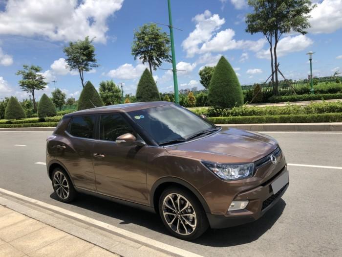 SsangYong Khác sản xuất năm 2017 Số tự động Động cơ Xăng
