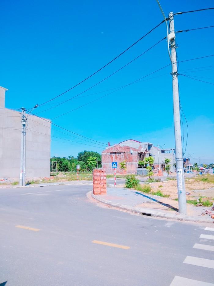 Cơ hội sở hữu lô đất đẹp KQH Bàu Vá 173m2
