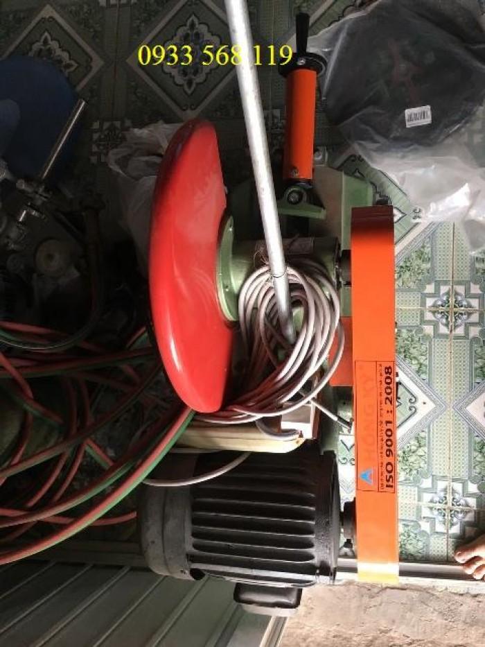 Thanh lý máy cắt sắt đá phíp HỒNG KÝ0
