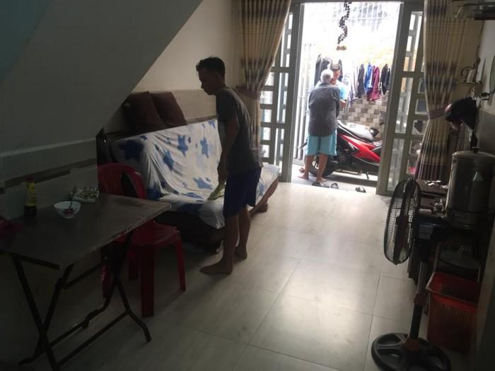 Bán nhà Gò Vấp Quang Trung 30m 2 lầu còn mới HXH.