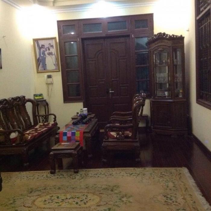 Bán nhà phân lô Phố Nguyễn Đức Cảnh, vỉa hè 2m, kinh doanh ngút ngàn