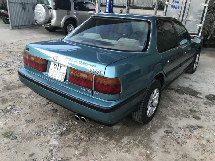 Thanh lí xe Honda Accord 1990 số sàn máy xăng