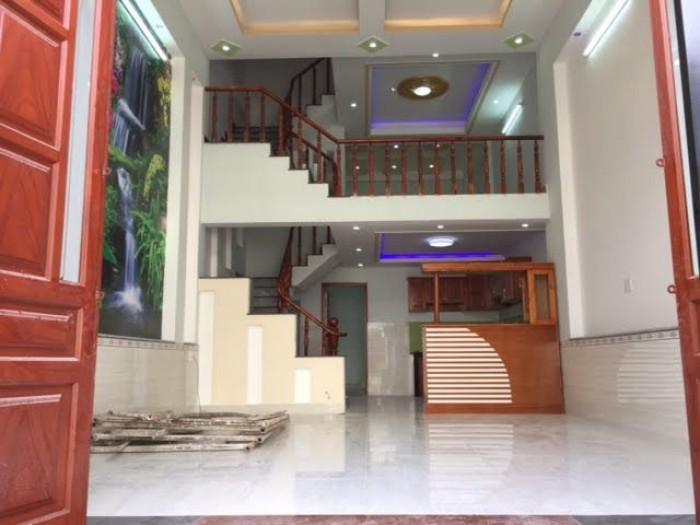 Bán nhà quận 12, giá chỉ 1,780 tỷ sở hữu ngay nhà phố siêu đẹp sát Gò Vấp.