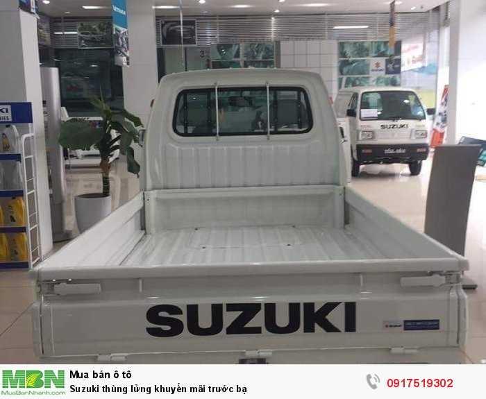 Suzuki thùng lửng khuyến mãi trước bạ 2