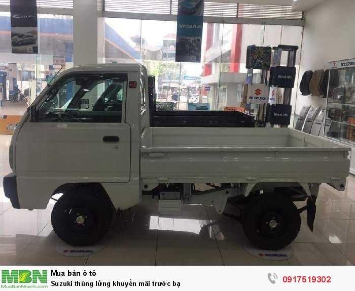 Suzuki thùng lửng khuyến mãi trước bạ 3