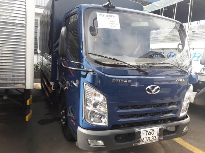 Xe Tải Hyundai Iz65 2.5 Tấn Giá Rẻ - Hỗ trợ vay ngân hàng ở tất cả các tỉnh , chỉ cần trả trước khoảng 100 triệu có thể mua xe