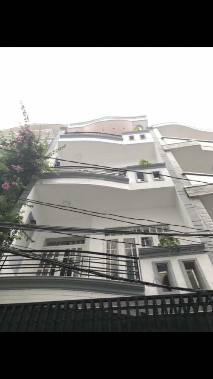 Hẻm 8m, Nguyễn Thái Bình, Phường 12, Tân Bình.