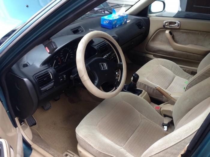 Honda Accord 1995 số sàn, màu xanh nhập khẩu