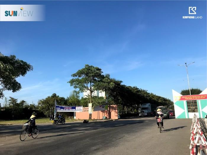 Mở bán giai đoạn 1 đất nền Sunview nằm gần KCN Điện Nam, Điện Ngọc