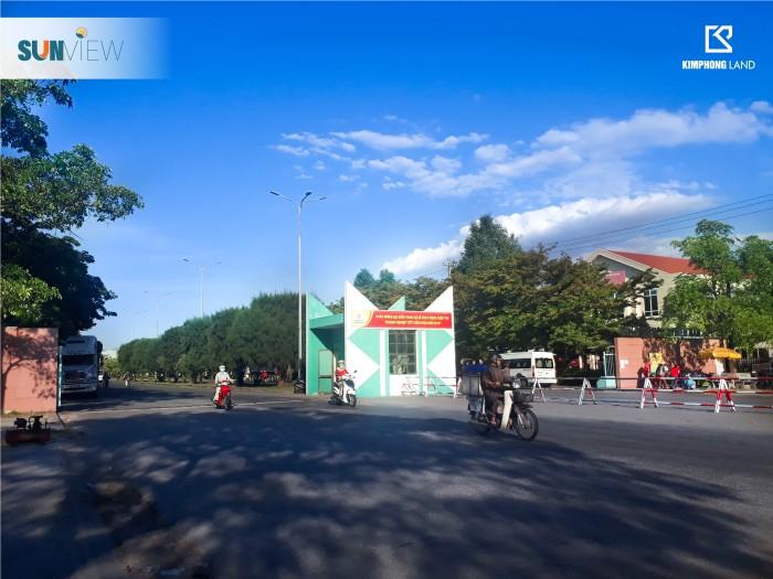 Bán đất khu vực Thị xã Điện Bàn, Quảng Nam- Dự án Sunview