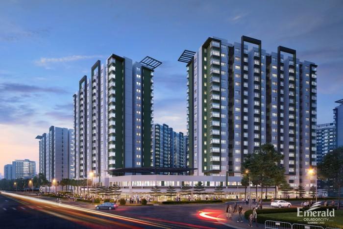 Bán căn hộ A12 -05 , khu Emerald - Celadon City ngay Aeon Tân Phú