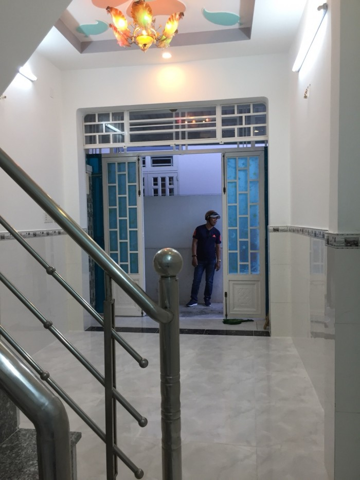 Bán nhà riêng ĐSH Đường Huỳnh Tấn Phát, Xã Nhà Bè, diện tích 29m2 giá 1.55 Tỷ