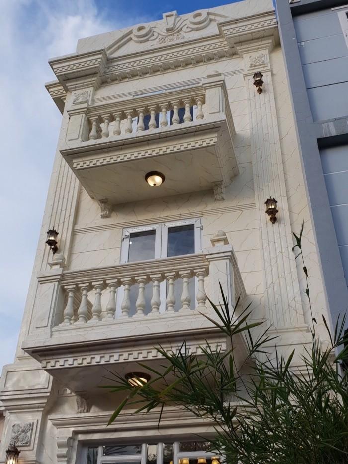 Nhà thiết kế phong cách châu Âu,đường Huỳnh Tấn Phát, Quận 7, DT 60m2