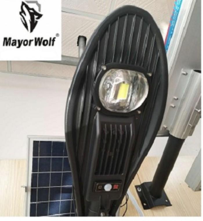 Đèn đường năng lượng mặt trời bản rời thể - Mayor Wolf0
