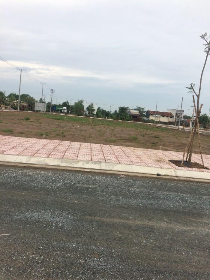 Mở bán dự án siêu lợi nhuận mua 1 tặng 2 - Đất cổng KCN Thuận Đạo - Bến Lức
