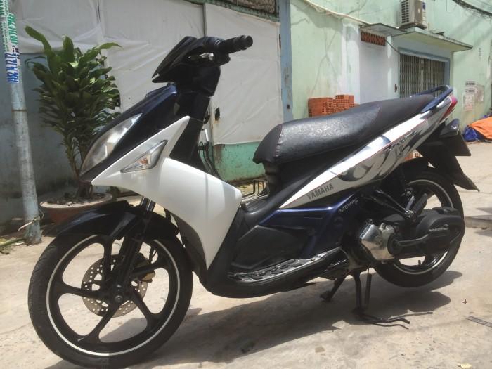 Novou IV trắng - xanh BSTP nhà sử dụng đẹp