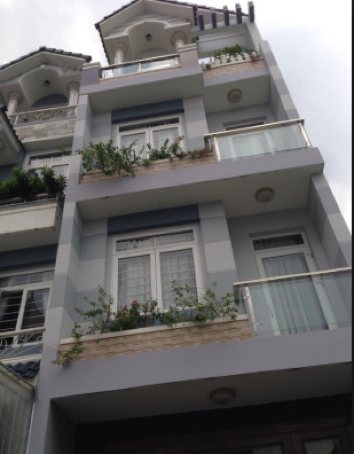 Chính chủ cần bán nhà 60m2 nhà 3 tầng  đường D2 Bình Thạnh