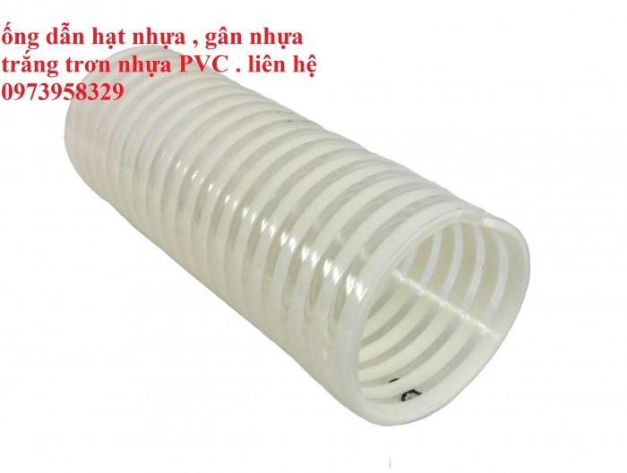 Ống Cổ Trâu - Ống Gân Nhựa Trắng D21. D34. D40. D50 ...... D250 .300.7