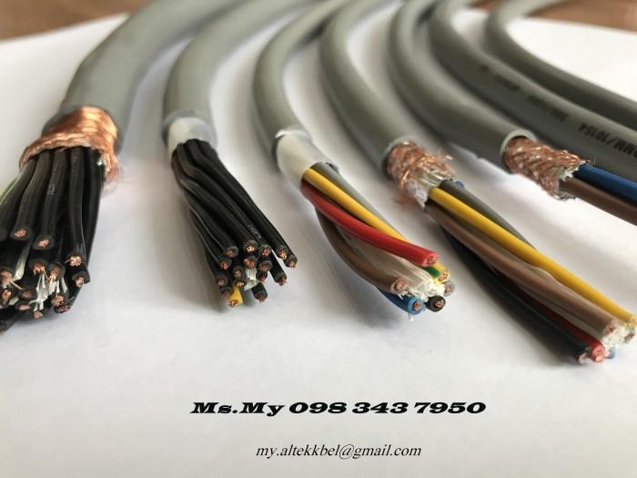 Cáp điều khiển Thương hiệu Altek Kabel giá cạnh tranh hàng chất lượng