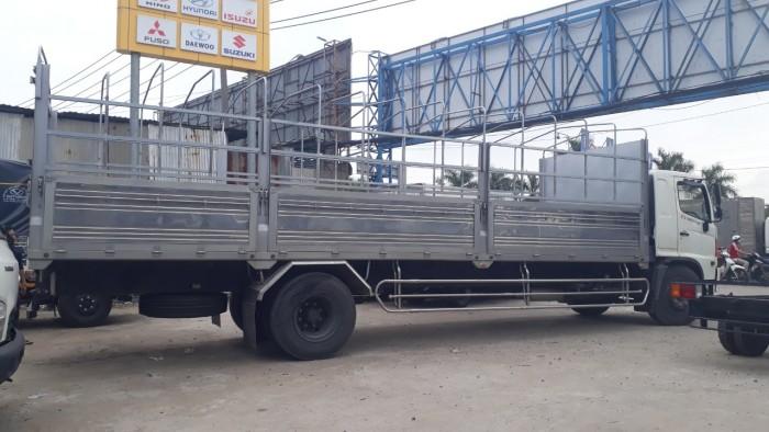 Mua xe tải 8 tấn Hino thùng dài 8.5m, xe tiêu chuẩn euro 4 giá rẻ nhất thị trường
