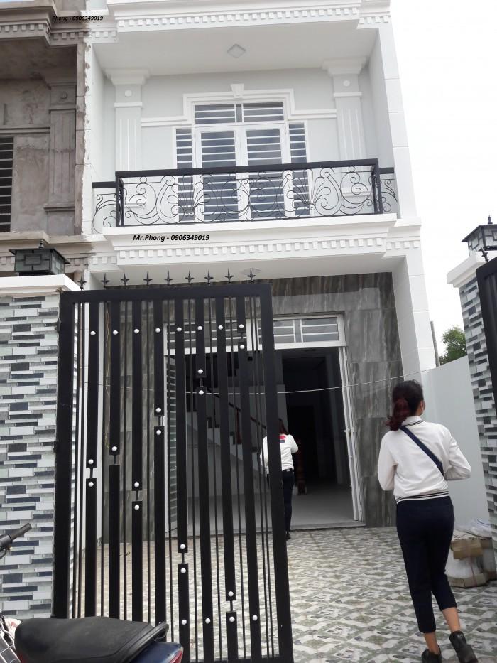 Chính chủ bán căn nhà mới xây thoáng mát, chất lượng dài hạn, SHR.