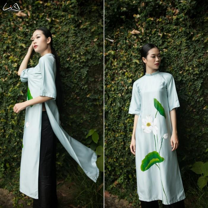 Áo dài thiết kế Đà Nẵng3