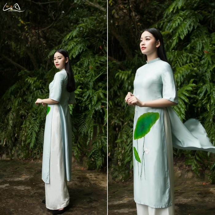 Áo dài thiết kế Đà Nẵng2