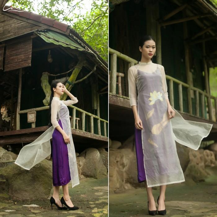 Áo dài thiết kế Đà Nẵng1