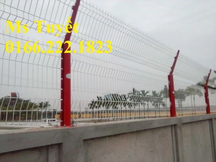 Lưới thép hàng rào tĩnh điện HRTD-038