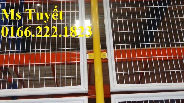 Lưới thép hàng rào tĩnh điện HRTD-035