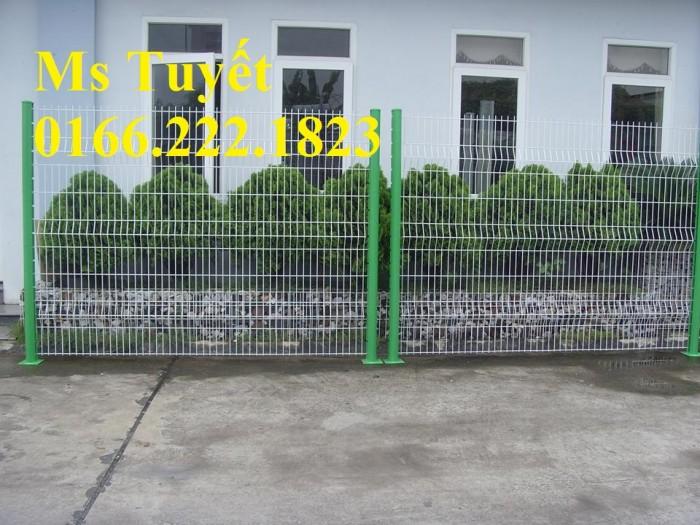 Lưới thép hàng rào tĩnh điện HRTD-036