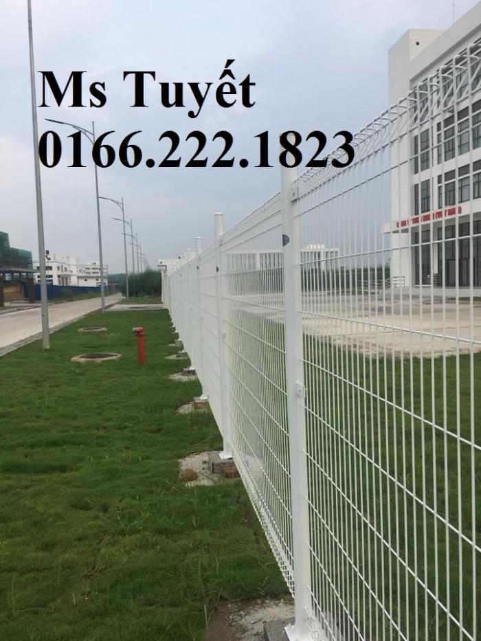 Lưới thép hàng rào tĩnh điện HRTD-030