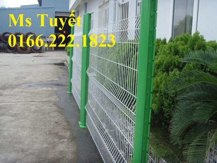 Lưới thép hàng rào tĩnh điện HRTD-031