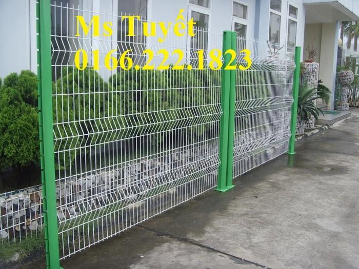 Lưới thép hàng rào tĩnh điện HRTD-033