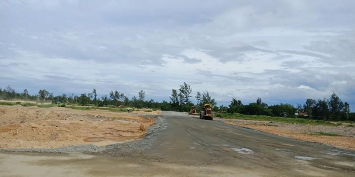 Bán đất ven sông Cổ Cò, dự án Grand river city, hướng Đông Bắc