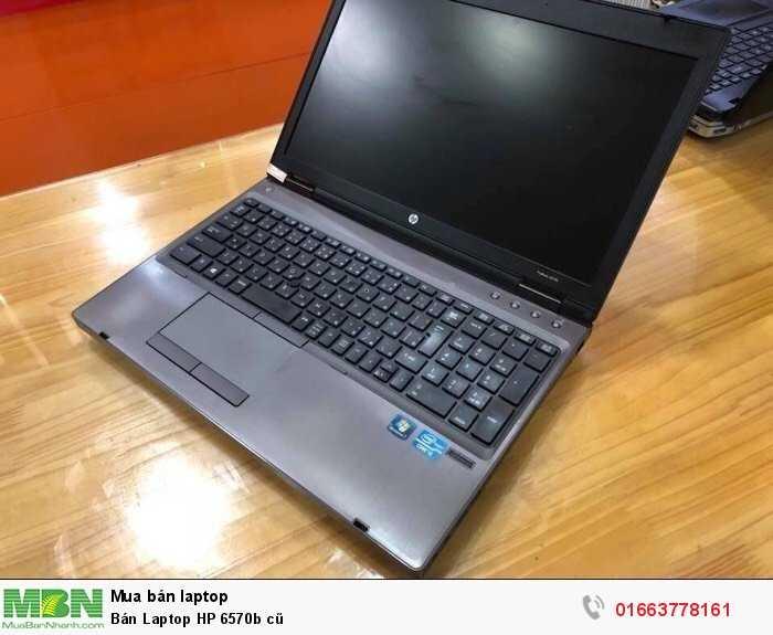 Bán Laptop HP 6570b cũ0