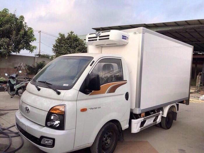 Bán xe tải Porter 1.5 tấn , hỗ trợ đăng kí đăng kiểm