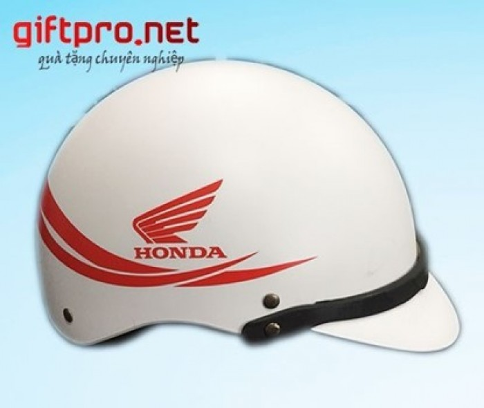 Xưởng làm nón bảo hiểm in logo giá rẽ - nón vnpt