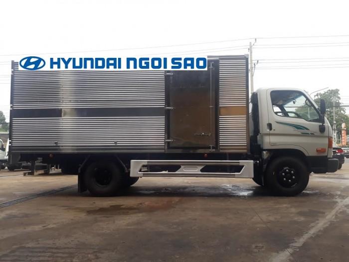 Xe tải Hyundai 3 tấn 490, model new mighty 75s mới 2018